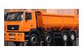 Запчасти для МАЗ-6516V8-520 (6516V8-540) (2011) в Саратове